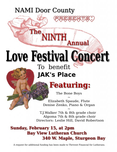 Ninth Annual Love Festival!